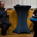 Salon PHACE - Billone Face DiaDe - Pierluigi Billone / Juri Giannini (C) Markus Bruckner