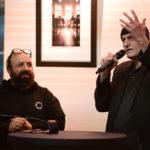 Salon PHACE - PHANTOM - Juri Giannini & Wolfgang Mitterer (C) Markus Bruckner