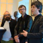 Salon PHACE - Index of Metals - Juri Giannini & Tom Pauwels, Nacho de Paz (C) Markus Bruckner